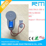 134.2kHz Bluetooth RFID 동물성 Fdx-B/Hdx 귀 꼬리표 독자