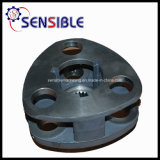 Sand Casting/Silica Solenoid Casting/Investment Casting Part für Farm Machine oder Garten Machine