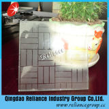 De 3 mm a 12 mm Acid vidrio grabado con Certificado CE & ISO