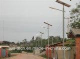 30W escogen la luz accionada solar del brazo para el área residencial