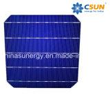 La meilleure 156*156mm pile solaire de vente de Csun avec le prix bas