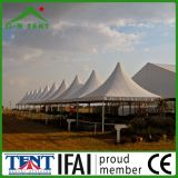 屋外の望楼PVCファブリック塔のおおいのテント