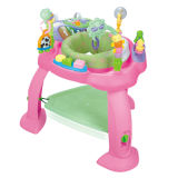 Cadeira do bebê do caminhante do brinquedo do bebê com som e luz (H0895066)