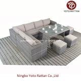 Tableau neuf de sofa pour extérieur dans le gris balayé (1404)