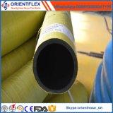 Boyau à haute pression de débit de matériau en bloc de la vente 2016 chaude