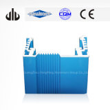 L'extrusion en aluminium de radiateur industriel profile le radiateur en aluminium