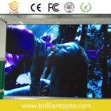 Schermo di visualizzazione esterno impermeabile del LED di colore completo (P16)