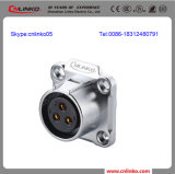Pin Terminal Connector/Power Connector de IP67 Lp20 Series 3 para LED Lighting