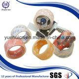 Упаковка запечатывания коробки использовала ленту BOPP ясную кристаллический