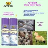 Vernice di spruzzo animale della marcatura, spruzzo dell'indicatore delle pecore, vernice della marcatura del bestiame