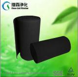 활성화된 탄소 필터 메시 또는 활성화된 탄소 필터