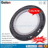 공장 LED Industrial Lighting Indoor Outdoor IP65 Waterproof 130lm/W UFO