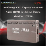 Metal Case HDMI USB Capture