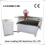 Machine chaude de coupeur de plasma de commande numérique par ordinateur de découpage d'acier de la vente 1325