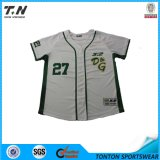 2015 pullover in bianco di baseball di nuovi disegni comerciano