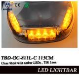Diodo emissor de luz azul Lightbar com cor azul para a ambulância ou o carro de polícia