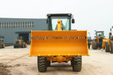 Vorderes Shovel Loader mit Articulated Chassis