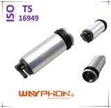 OEM: Vdo: E22-041-027z、Mapco: 22870、VW: 1h0906091d、Bosch: 0580453914、 Pierburgの銀白いアルミニウム電気燃料ポンプWf-4303