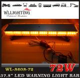 Luz de advertência do veículo Emergency branco ambarino do diodo emissor de luz da polícia