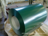 Chapa de aço revestida da cor de PPGI na bobina