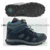 Zapatos al aire libre del calzado de cuero sintetizado más barato de la seguridad
