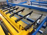 Soldadora del acoplamiento de alambre para la cadena de producción del acoplamiento de la cerca