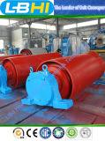 Polea media de alto rendimiento del transportador CE&ISO9001