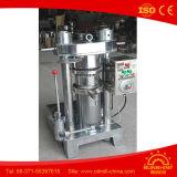 Machine blanche de presse d'huile hydraulique de graine de sésame