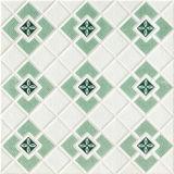 azulejo de suelo de cerámica de la impresión de la inyección de tinta 3D de los 30X30cm