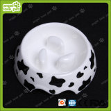 Шар меламина коровы молока с шаром любимчика нержавеющей стали