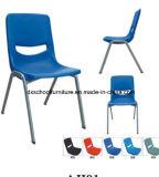Silla plástica de la silla de la escuela de la alta calidad para el estudiante