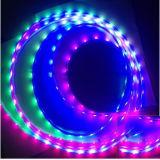 Hohe hitzebeständiges LED Streifen-Licht der Helligkeit-billig 5050