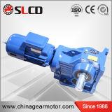 Fabricante profesional de motores engranados cartabón helicoidal de la serie del kc para la máquina