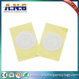 Las etiquetas imprimibles de papel del Lf RFID del pegamento con la ISO aprueban