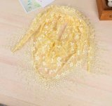 2017 повязки треугольника девушок женщин Tassel шнурка повелительниц лета способа тавра шарфов роскошной отвесной металлической флористической флористических