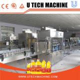 Automatisches Nahrungsmittelöl-/Speiseöl-Plombe und Verpackungsfließband