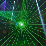 лазерный луч этапа одушевленност полного цвета 5W для выставки диско