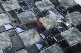 チタニウムの水晶組合せの割れたガラスモザイク(CFC514)