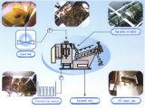 Plattenspindelpresse-Klärschlamm-entwässernmaschinen