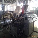 Производственная линия трубы PVC с двойным штрангпрессом винта