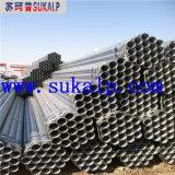Tubo d'acciaio galvanizzato tuffato caldo (Q195-Q235)