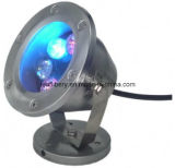 Fountains를 위한 DC12V DMX RGB LED 6W Round Outdoor Underwater LED Lights