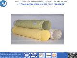 Nichtgewebtes P84 Filtertüte-Filtergehäuse für Staub-Ansammlung mit freier Probe