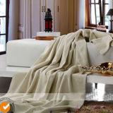 多彩で明白なデザインウール毛布