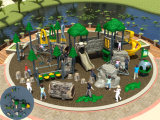 Kaiqi Large Forest themenorientiertes Childrens Outdoor Playground Set mit Climbing Equipment (KQ50013A)