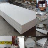 Kkr 12mm Blanc Glacier Corian Feuille acrylique Solid Surface (M1605311)