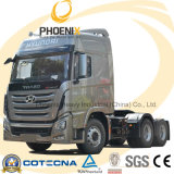 6X4 410HP Sichuan Hyundai 무겁 의무 Tractor Truck
