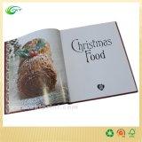 Impression de livre pour le cuisinier, magasin, Cactalogue (CKT-BK-1142)