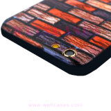Móvil de los pares/caja retros euro del teléfono celular cubierta por completo para iPhone6/6plus