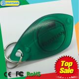 Kundenspezifisches Logo Printing MIFARE Classic 1K Sailboat RFID Keyfob